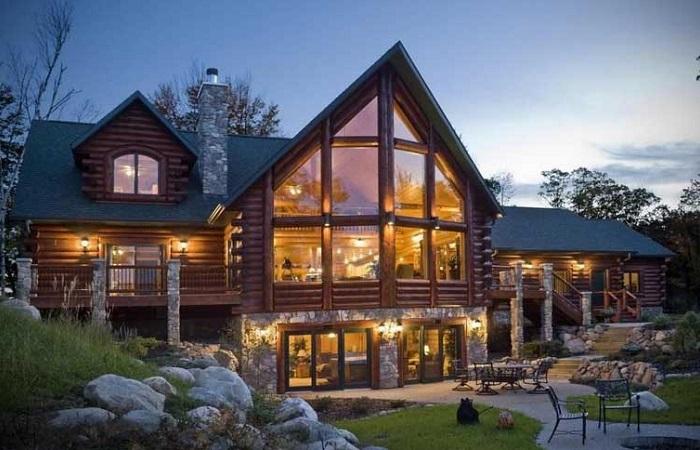 10 мифов о строительстве деревянных домов