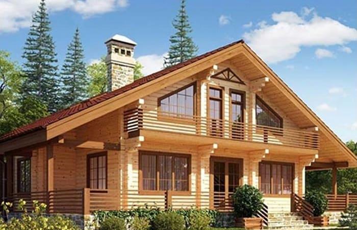 Деревянные дома и бани с гарантией качества