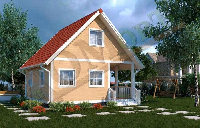 Дачные домики под ключ Нижний Новгород цены