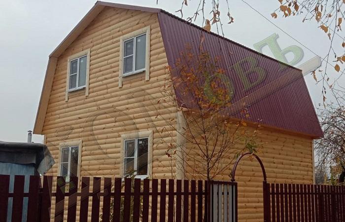 Каркасный дом 6х6 проекты и цены
